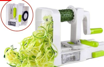 Best Vegetable Spiralizers in the Market