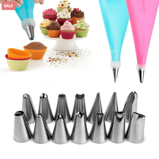 Baking Accessories: Star Shaped Cutters And More!