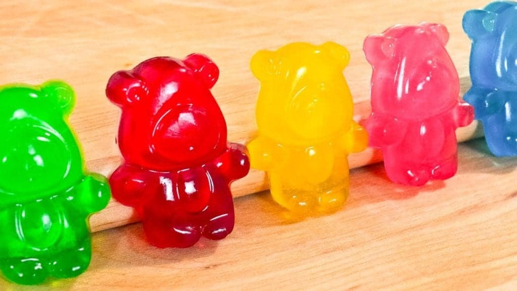 Making Gummy Bear Is Not Hard At All